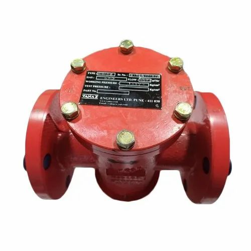 Vanaz High Pressure Flange Filter, for Industrial