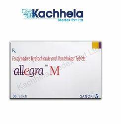Allegra M Tablet