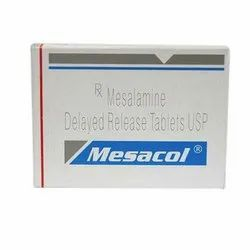 Mesalamine 400 Mg Delayed Release Tablet