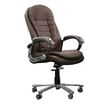 Brown Office Revolving Chair