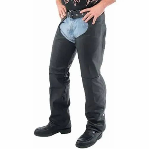 Black, Brown Leather Chaps, Rs 2450 /piece, Tabarack International ...