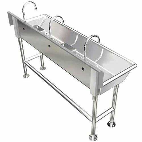 multi station hand wash sink - Hand Wash Sink