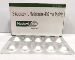 S-Adenosyl, L-Methionine 400 Mg