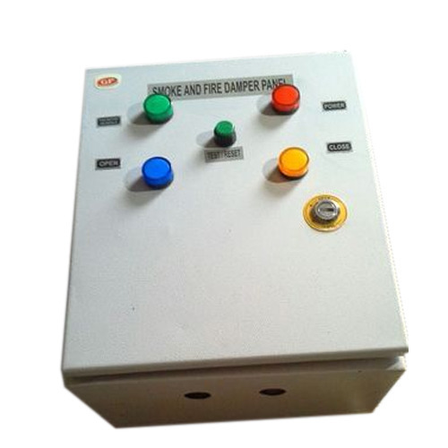 Fire Damper Control Panel At Rs 6000 Piece Prem Nagar
