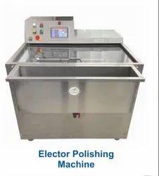 Elector Polishing Machine