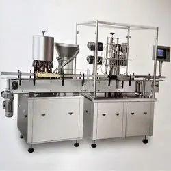 Juice & Water Packing Filling Machine