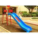 8 Feet FRP Playground Slide