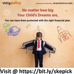 Skepick Easypolicy Child Education Insurance