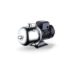 Three Phase Horizontal Multistage Stainless Steel Water Pump, Warranty: 12 Months