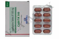 Cabita 500mg Capecitabine Tablets