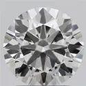 1.60ct Lab Grown Diamond CVD E VS1 Round Brilliant Cut IGI Crtified Type2A