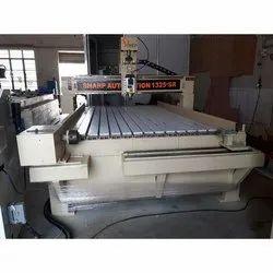 Sharp 1325-SR CNC 4 Axis CNC Wood Router Machine