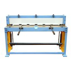 Foot Shearing Machine