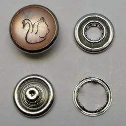Pearl And Prong Snap Buttons