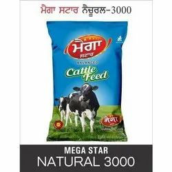 Mega Star Natural 3000 Cattle Feed