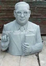 White Marble Bhim Rao Ambedkar Statue