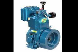 8 HP Kirloskar Diesel Engine Air Cooled Machine