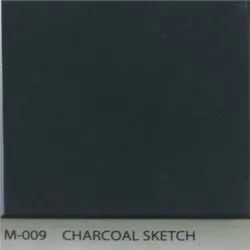 Charcoal Sketch Acrylic Solid Surface
