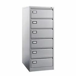 Eurosteel FCI60 6 Drawer Card Index Cabinet