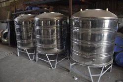 Metal RO Water Storage Tank
