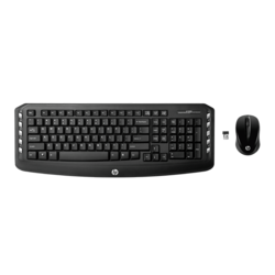 HP WIRELESS KEYBOARD MOUSE COMBO