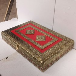 Wood Mukhwas Box For New Year Gifts