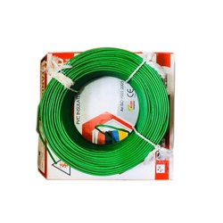 0.75 sqmm PVC Insulated Multi Strand Electrical Wire, For House Wiring, 90m
