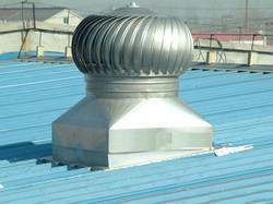 Gravity Roof Ventilator