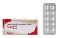 Pantoprazole Domperidone Tablets ( Aspan -D )