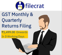 GST Monthly & Quarterly Returns