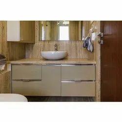 Modern Wooden Designer Bathroom Vanity