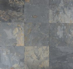 Stone Land Autumn Rustic Slate Stone, Thickness: 8 mm - 30 mm