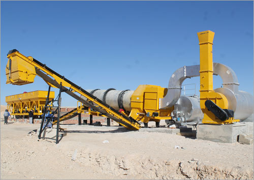 Asphalt Hot Mix Plant
