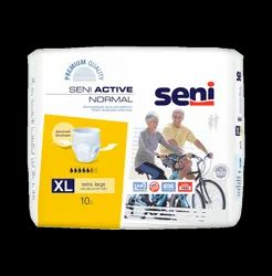 Seni Active Normal Pull Up Adult Diaper, Packaging Size: Xl
