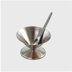 Dessert Bowls and Utensils