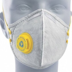 Venus V430slv Ffp3 Disposable Respirator Mask