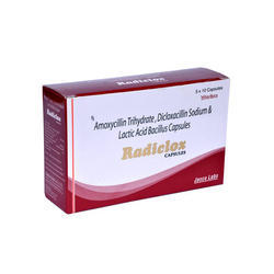 Amoxycillin Dicloxacillin Lactic Acid Bacillius Tablet