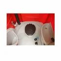 Roto Molded HDPE Porta Clean Chemical Toilet