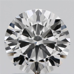 1.18ct Lab Grown Diamond CVD E VVS2 Round Brilliant Cut IGI Certified Stone