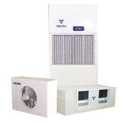 Voltas Package AC air cooled and water cooled