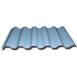 Trapezoidal Floor Decking Sheets