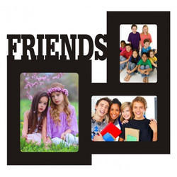 MDF Friends Photo Frame