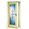 Metal Designer Door