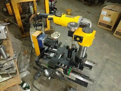Portable Keyway Milling Machine JSM 404