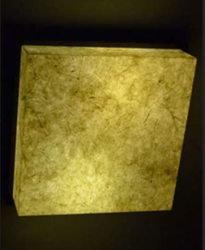 Golden Plain And Simple Lamp
