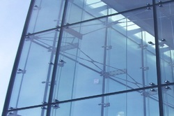 Toughened Glass Facades