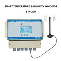 Wireless Temperature Humidity Indicators- STH-200