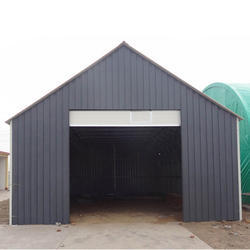 Industrial Prefabricated Shelter