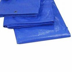 GSM 200 PVC Blue Tarpaulin Cover