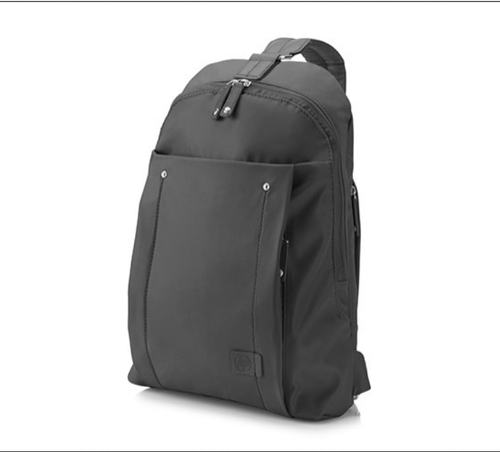 5ba858bb36 HP 14 Slim Black Backpack Bag